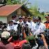 Tiba di Palu, Presiden Jokowi Jenguk Korban Gempa yang Sedang Dirawat