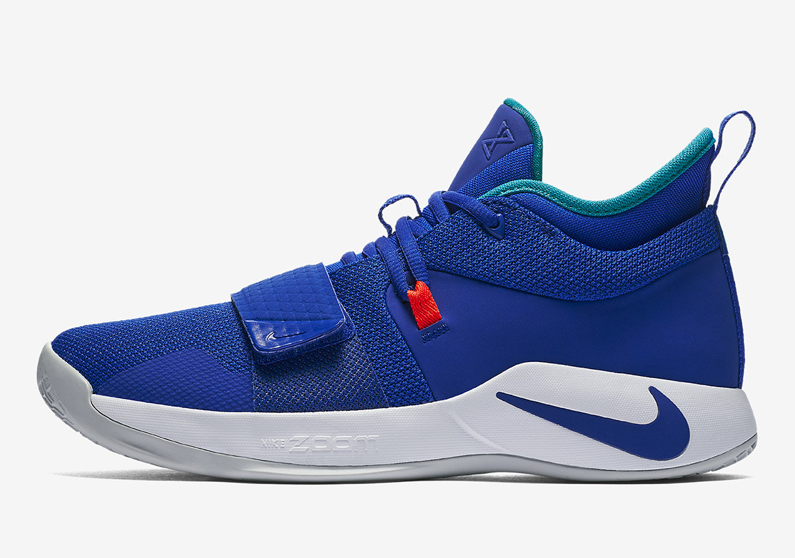 59e922ff0393 Nike PG 2.5 in Racer Blue dropping next week