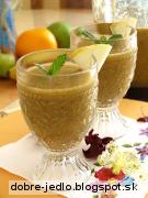 Jesenné smoothie - recept