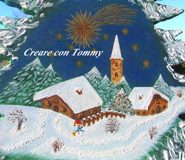 Creare con Tommy novembre 2012