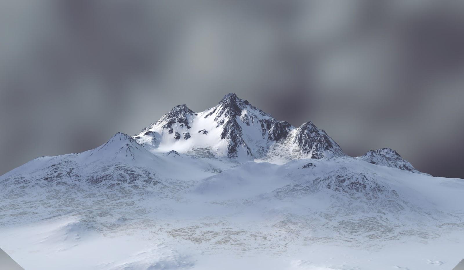 World Machine tutorial: Creating Tibetian mountain | CG TUTORIAL