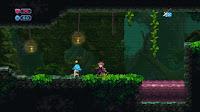 Chasm - Mushroom enemy