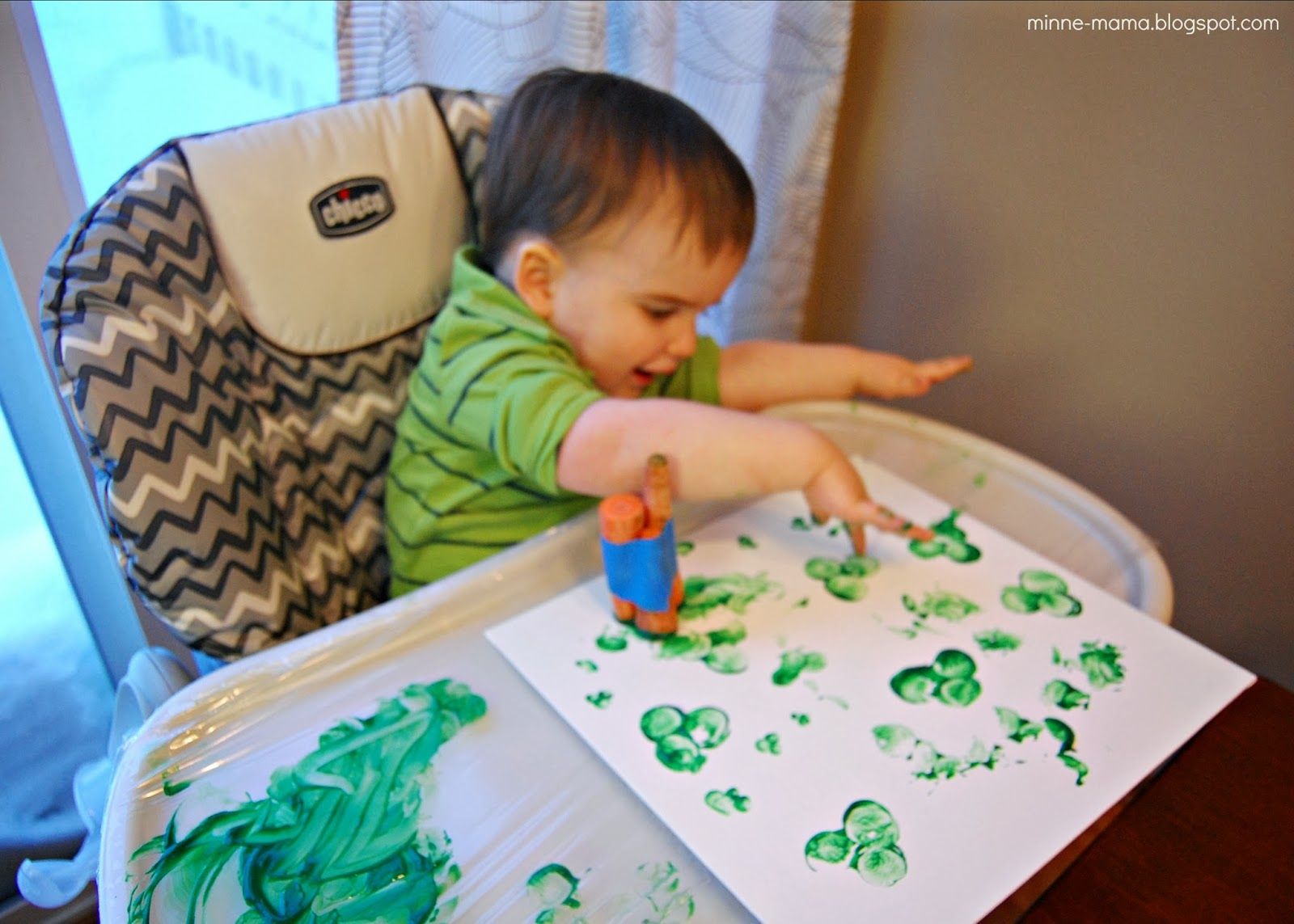 Minne Mama Shamrock Prints For Toddlers