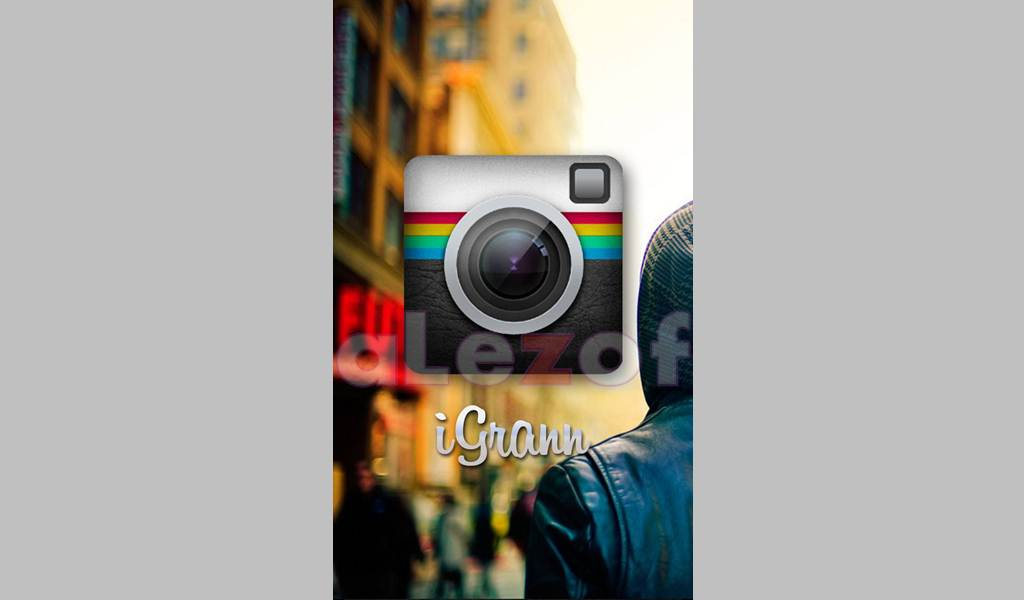 Instagram alternative BlackBerry 10 - aLezof