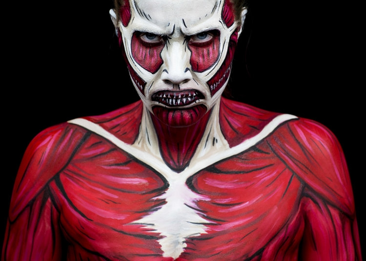 05-Titans-Anatomy-Kim-Witte-Face-and-Body-Painting-Makeup-Transformations-www-designstack-co