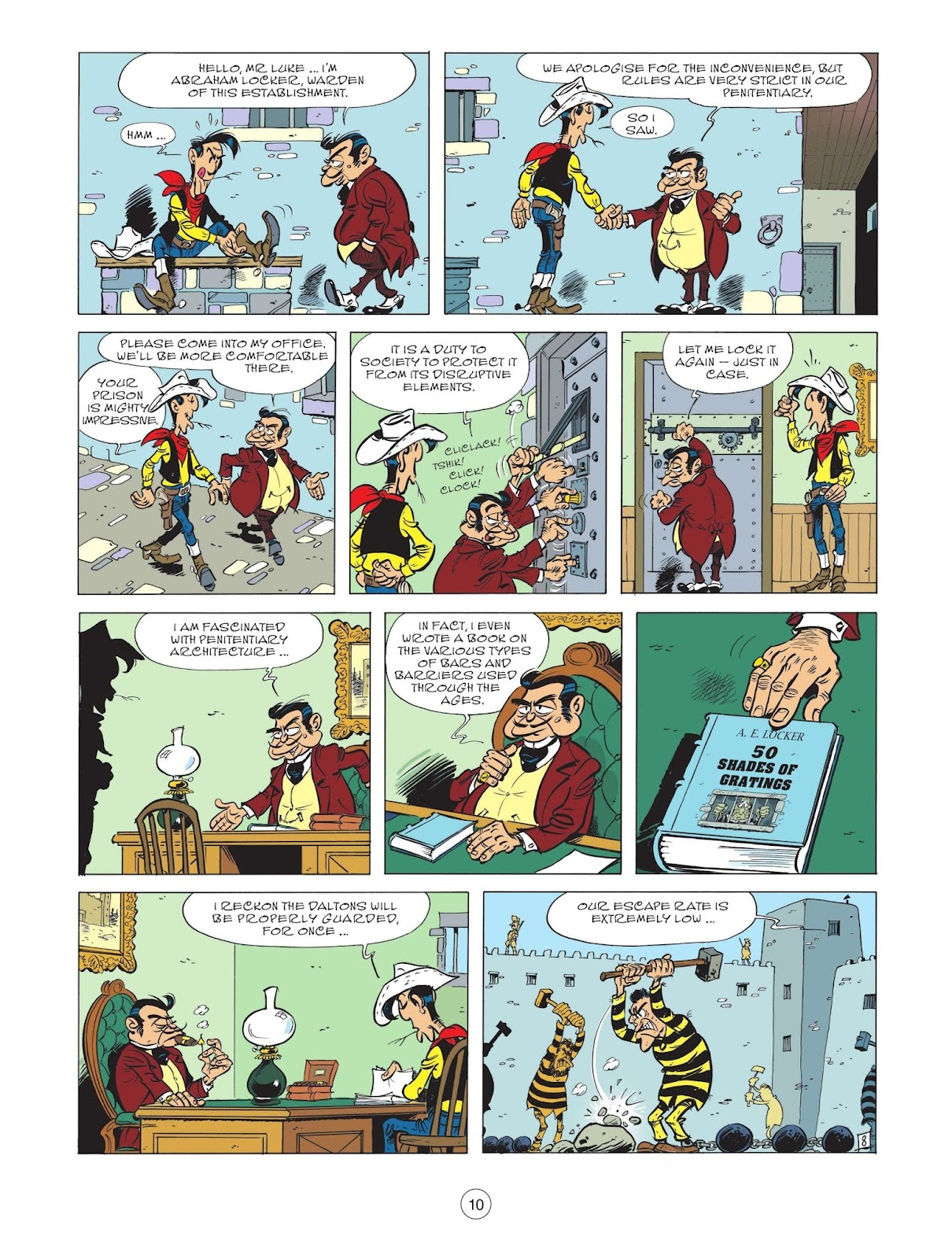 A Lucky Luke Adventure issue 71 - Page 12