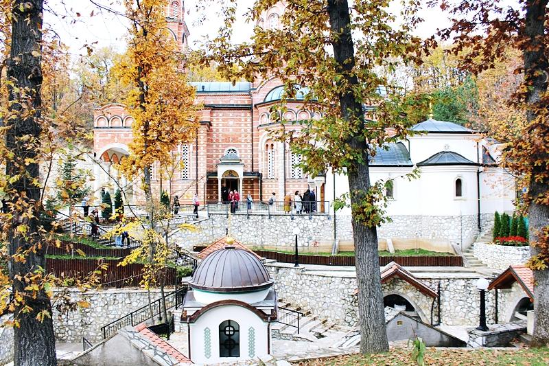 cudotvorni sprski manastiri