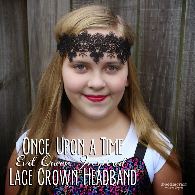 http://www.doodlecraftblog.com/2015/04/once-upon-times-evil-queen-lace-crown.html