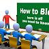 Contoh Posting Blog dengan Semua Elemen Teks
