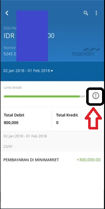 6 Cara Cek Sisa Limit Kartu Kredit Mandiri Kartu Bank
