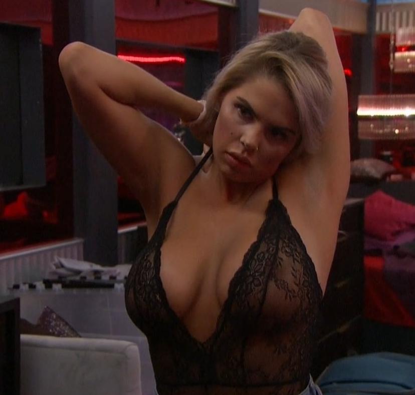 Big Brother 19 Elena Boobs
