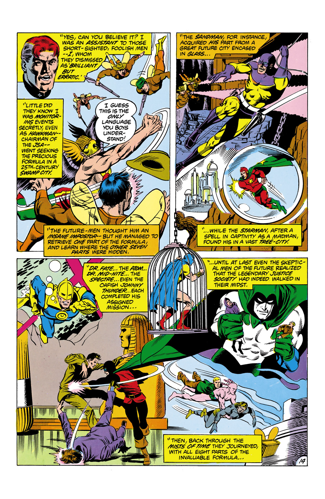 Read online All-Star Squadron comic -  Issue #2 - 15