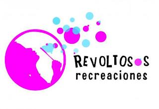 Este es el logo de Revoltosos Recreaciones Recreacionistas medellin