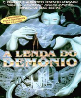 A Lenda do Demônio - DVDRip Dublado