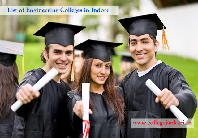 List of Engineering Colleges in Indore - Madhya Pradesh