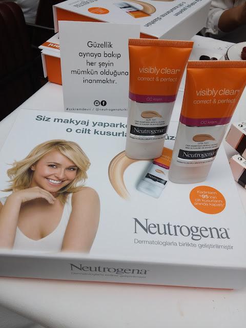 Neutrogena CC krem