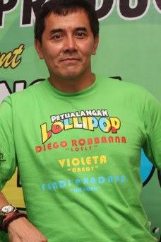 Biodata Fendy Pradana berperan sebagai Bumantara