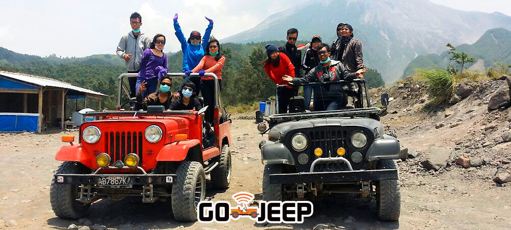 daftar harga sewa jeep merapi lava tour