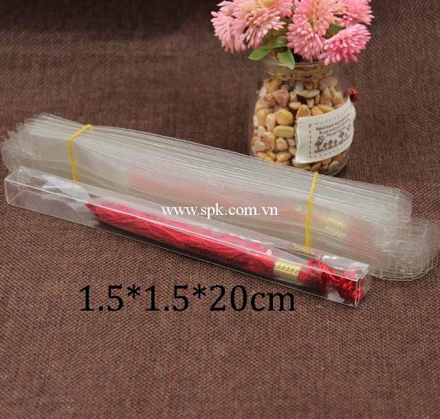 Hộp đựng chì kẻ mày, son môi, mỹ phẩm bằng nhựa trong PET PP PVC