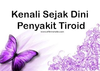 tiroid, penyakit tiroid, gondok, kelenjar tiroid