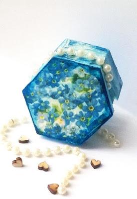 Mini pudełeczko