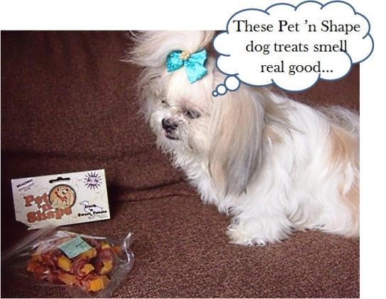 vitacost pet-n-shape dog treats