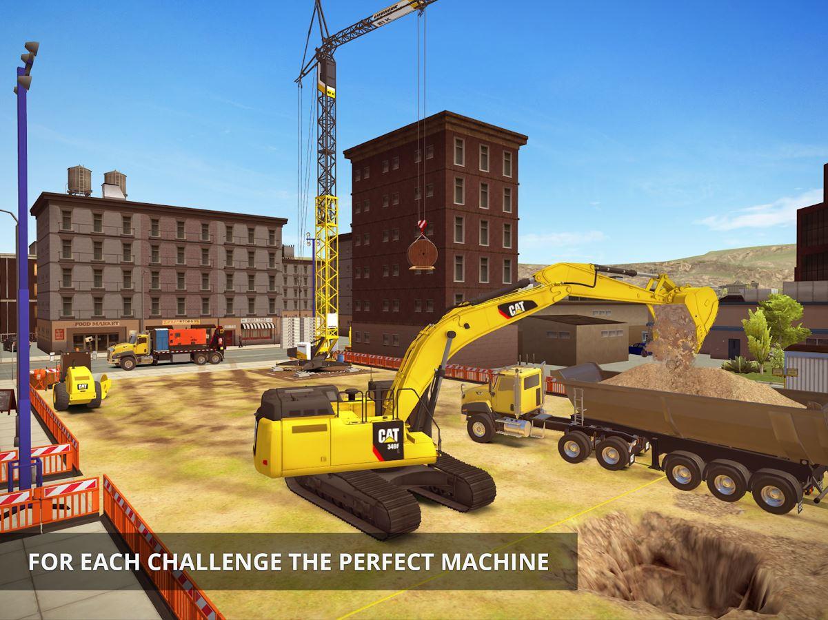 Construction simulator 2 apk unlocked data for Construction info