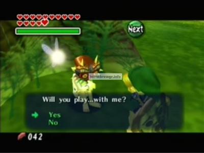 """Πως να παίξετε το """"The Legend of Zelda: Majora's Mask"""" σε HD γραφικά 6"""