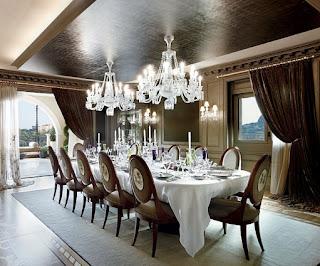 Desain Interior Ruang Makan Modern 2017