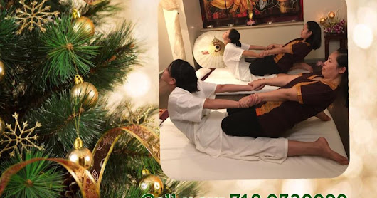 Best Gift Idea For Christmas Give Healthy GIFT for your Loved one@Thai New Spa 718 932 0999