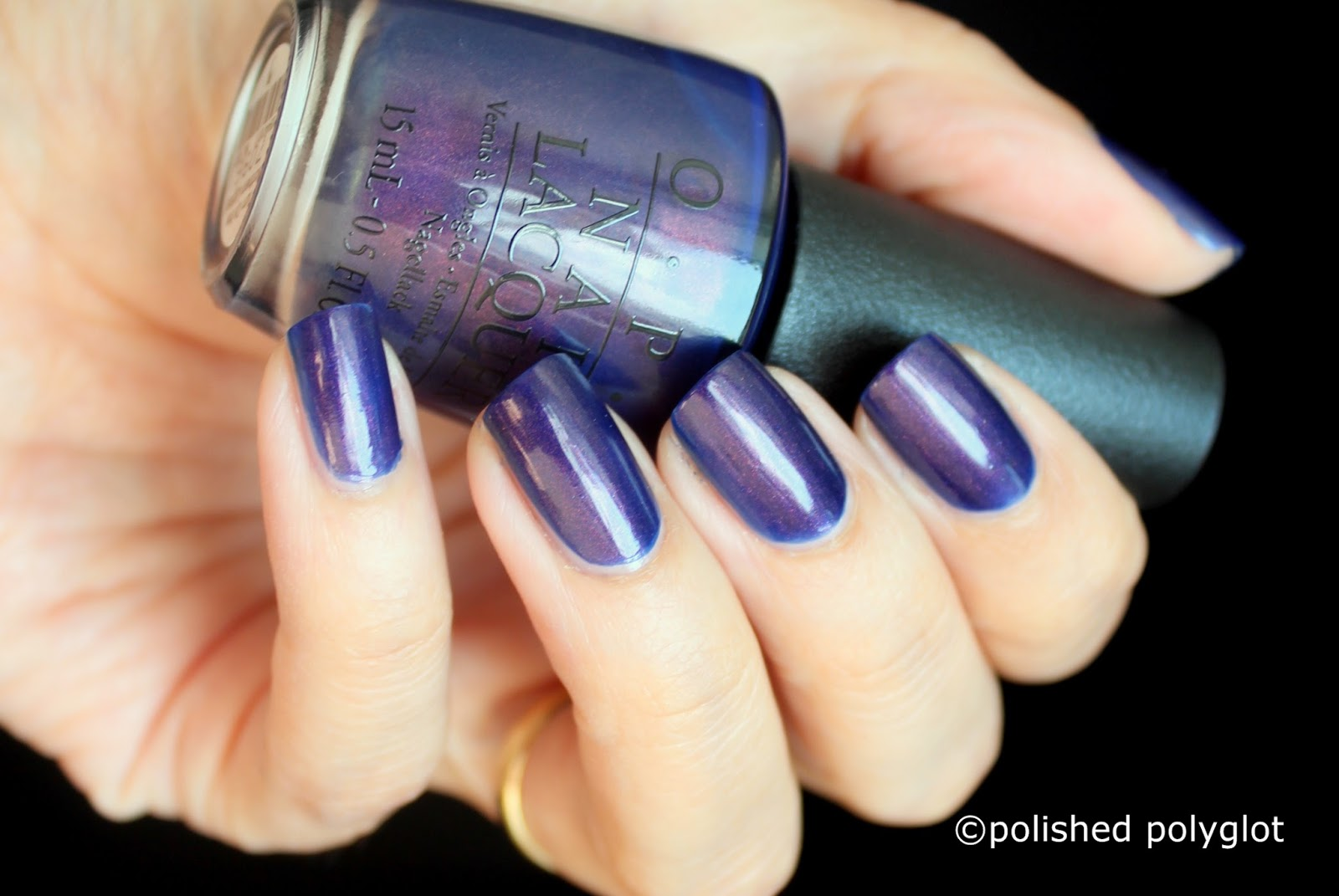 Nail Polish │ OPI Iceland Collection for Fall-Winter 2017 [Swatches ...