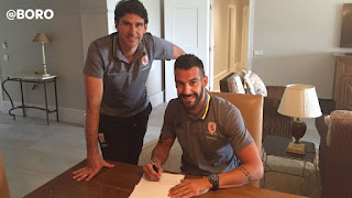 Alvaro Negredo, Middlesbrough 2016