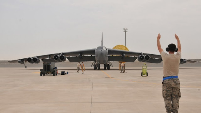 """EE.UU. despliega 4 bombarderos B-52 en Oriente Medio para contrarrestar la supuesta """"amenaza creíble"""" de Irán"""