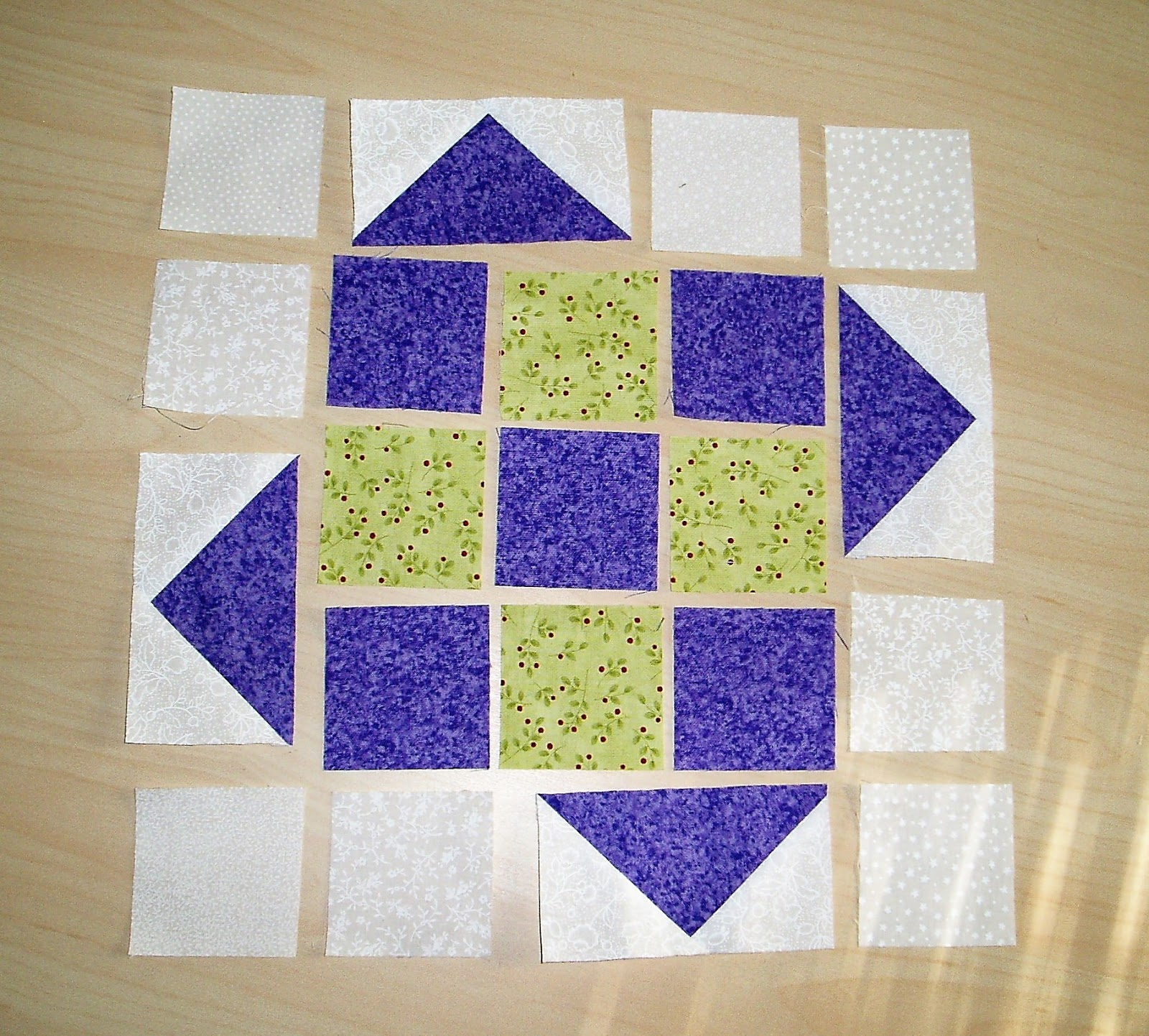 The Academic Quilter: Squared Away Finishing Instructions
