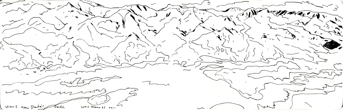 valley drawing-#23