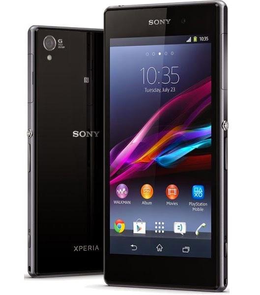 Rom gốc, stock ROM cho Sony Xperia Z C6602 C6603