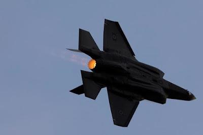 Jet Tempur F-35