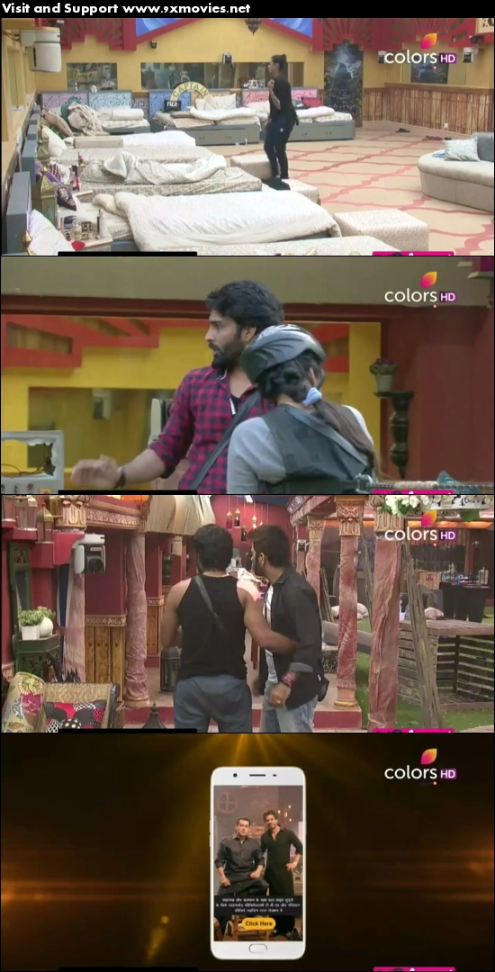 Bigg Boss S10E96 20 Jan 2017 HDTV 480p