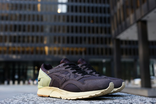 ASICS TIGER X V SAINT ALFRED GEL LYTE - STRAIGHT OUTTA CHICAGO