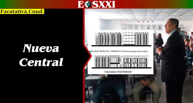 Así será la nueva Central de Consulta Externa del Hospital San Rafael de Facatativá