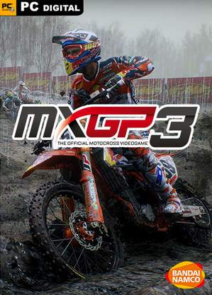 MXGP3 The Official Motocross Videogame PC Full Español