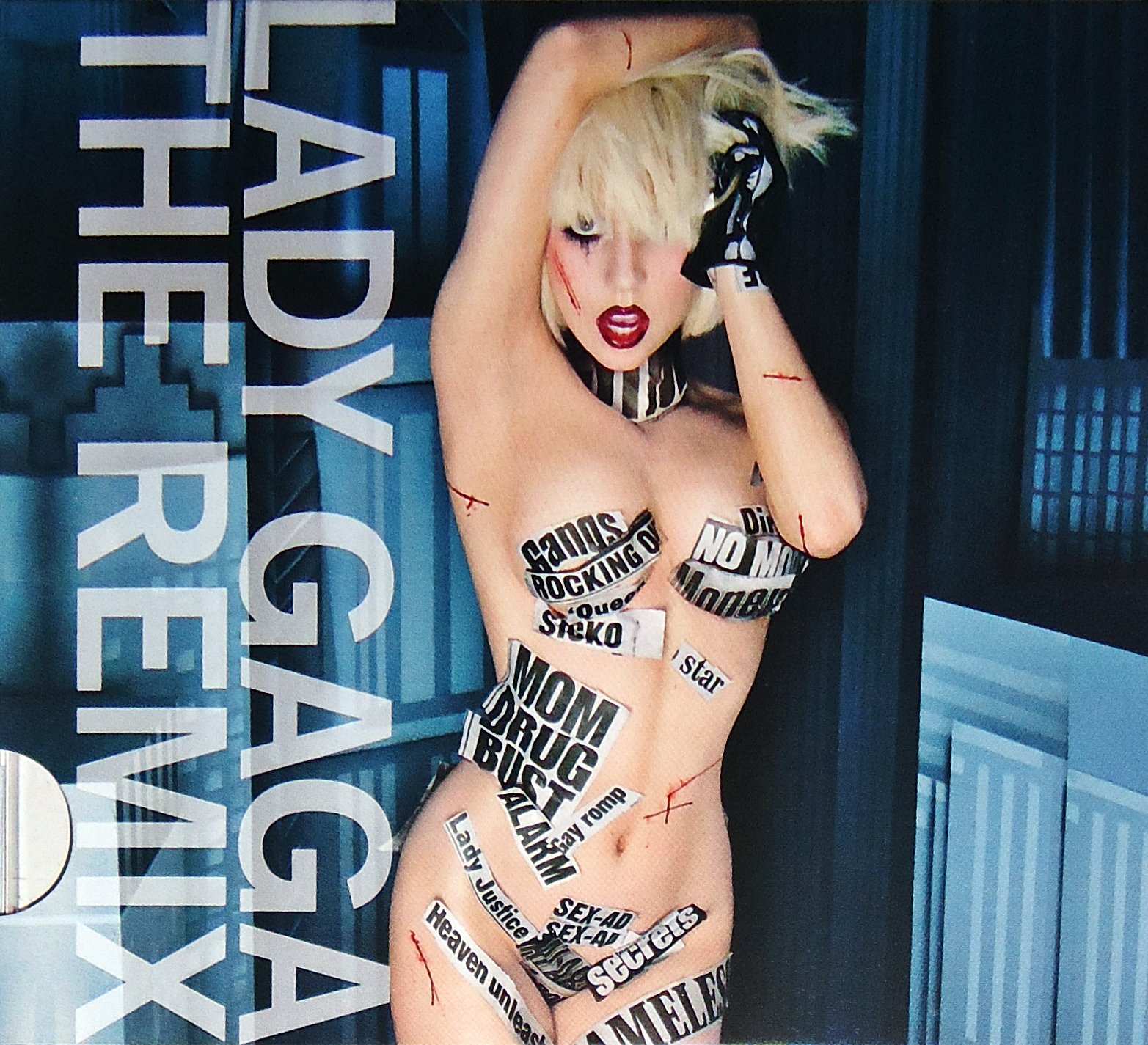 Lovegame Lady Gaga: My Collection: Lady Gaga » The Remix (MusicPac) [Brasil]