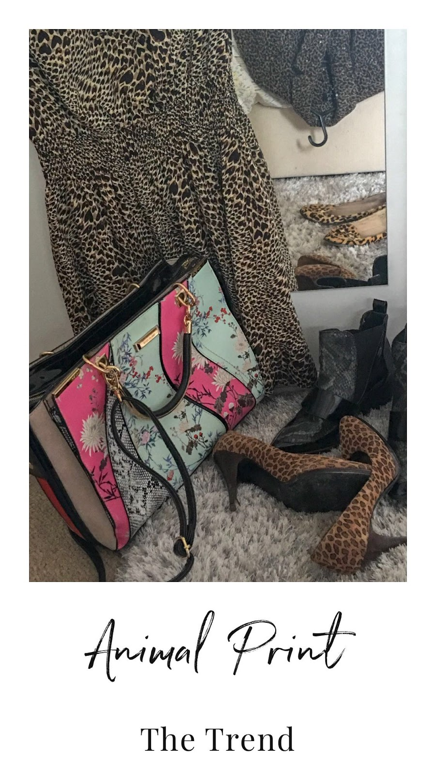 The animal print trend what to buy