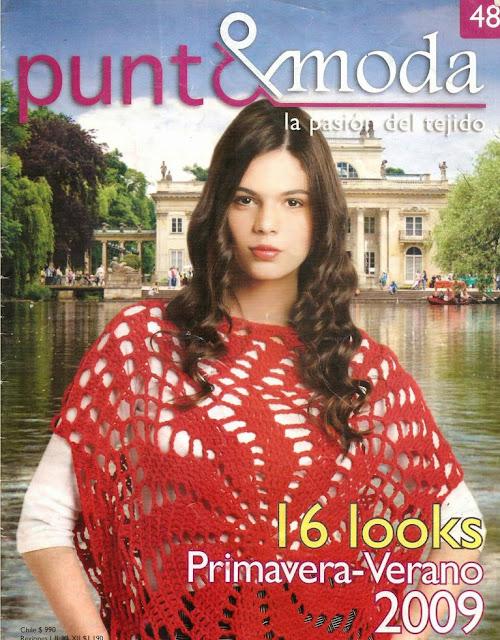 Revista #39: Punto y Moda Primavera-Verano 2009