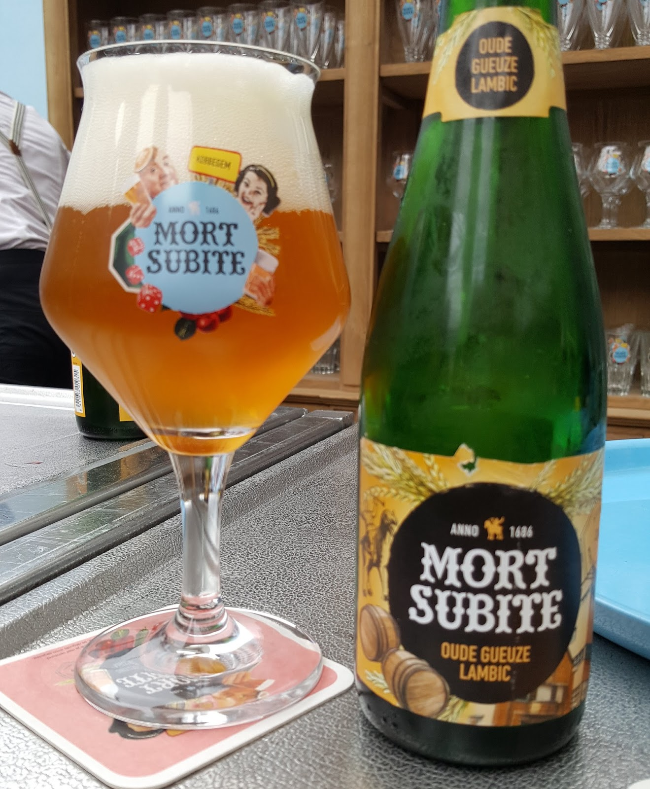 Ive Noticed In Recent Years How The Less Reputable Lambic Breweries Have Begun Putting Out Quality Oude Geuzes To Capture A Market Like Me That Isnt