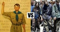 Scouts vs. Zombies Movie