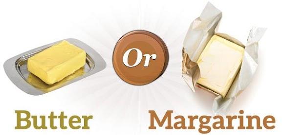 Apa Saja Perbedaan Margarine dan Mentega