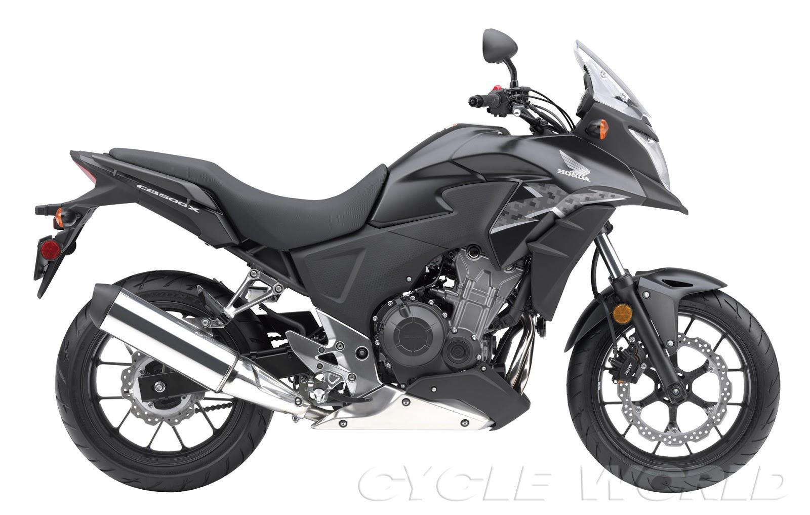 GOSTOdeSCOOTERS Honda CB F CB X CB R Atualizado