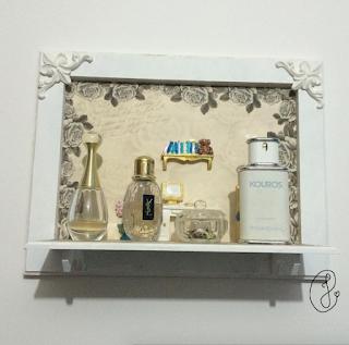 decor decoração decoration perfumes YSL Dior fashion moda