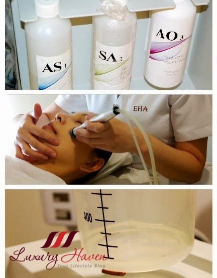 eha clinic aqua st review